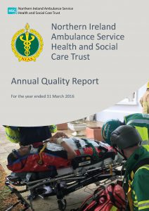 Annual Quality Report 2015 - 16