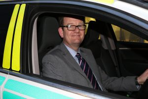New Chief Executive Shane Devlin in RRV