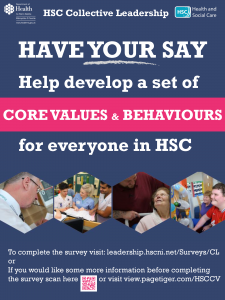 Have Your Say! HSC Collective Leadership